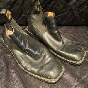 Mens Boots Borelli  Ankle Boot  Black